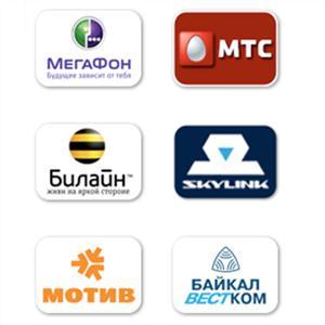 Операторы сотовой связи Калача