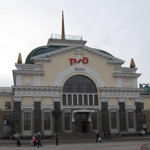 Железнодорожные вокзалы Калача